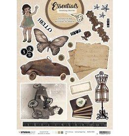 Studio Light Studio Light Cutting Sheet By Jolanda de Ronde nr.03 BJ-ES-CS03 A4