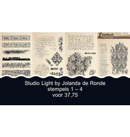 Studio Light Studio Light by Jolanda de Ronde actieset stempels