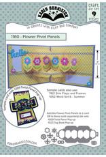 Karen Burniston Karen Burniston Flower Pivot Panels 1160