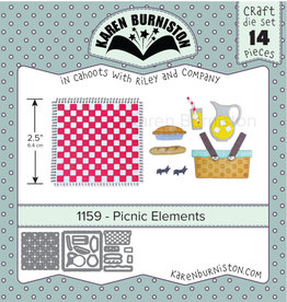 Karen Burniston Karen Burniston Picnic element 1159