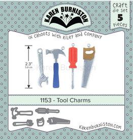 Karen Burniston Karen Burniston Tool charms 1153