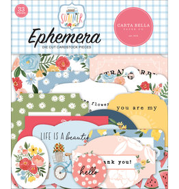 Carta Bella Carta Bella Summer Ephemera