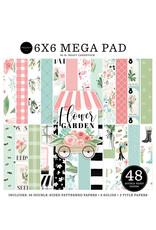 Carta Bella Carta Bella Flower Garden 6x6 Inch Cardmakers Mega Pad