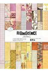 Elizabeth Craft Designs Elizabeth Craft Designs  Reminiscence The Book 2 PB02