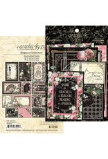 Graphic 45 Graphic 45  Elegance Journaling Cards