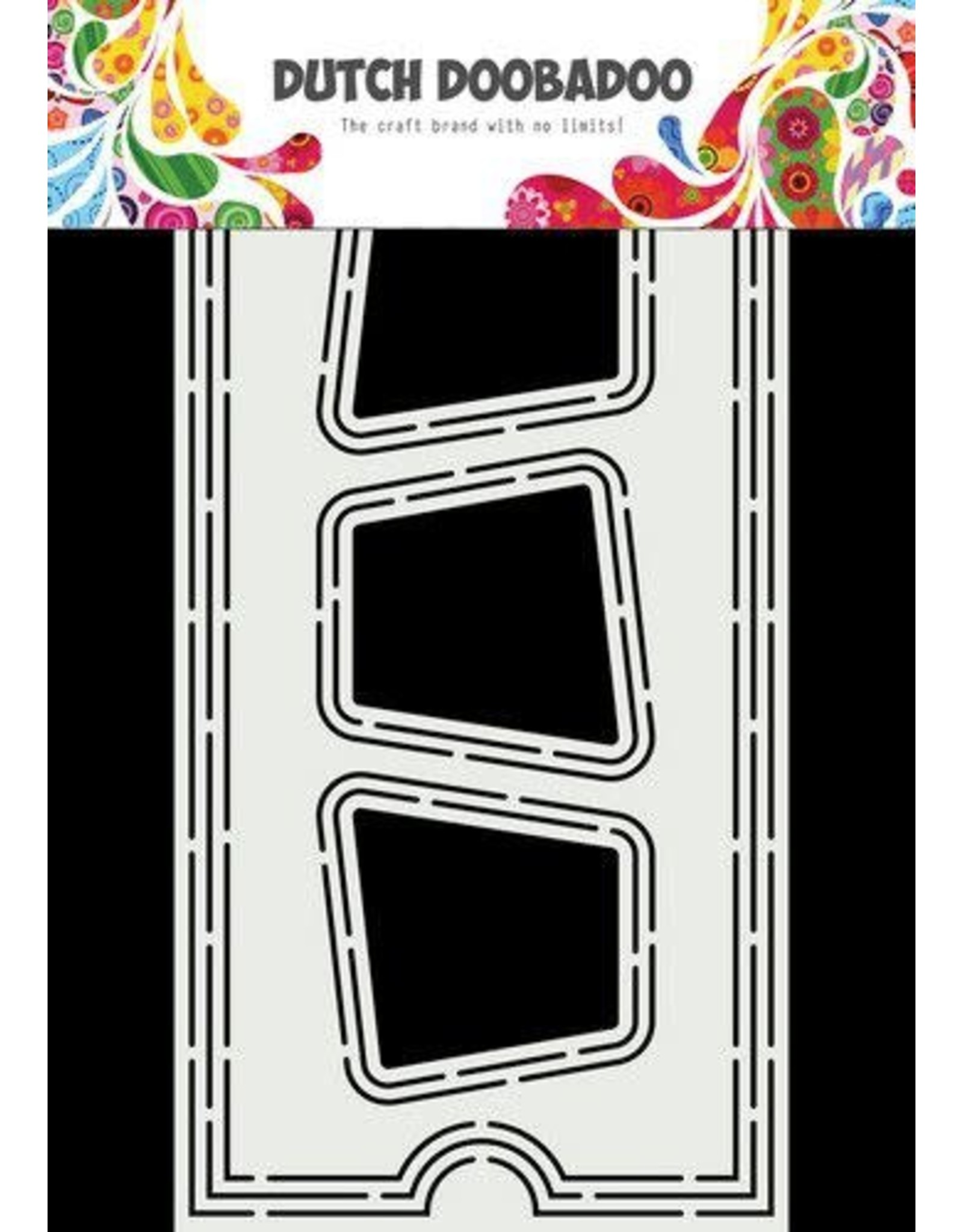 Dutch Doobadoo Dutch Doobadoo Dutch Card Art Slimline Ticket 470.713.869 10,5x21cm
