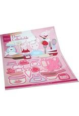 Marianne Design Marianne D Collectables Eline's keuken benodigdheden COL1493 128x91mm