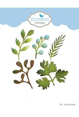 Elizabeth Craft Designs Elizabeth Craft Designs  Leaves & Branches 1846