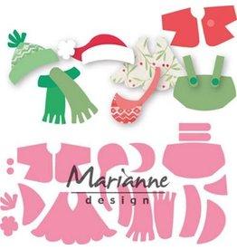 Marianne Design Marianne D Collectable Eline's kleding COL1438