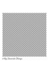 My Favourite Things My Favourite Things  Cling Rubber Stamp Lined up dots Back Ground BG-84