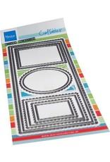Marianne Design Marianne D Craftable Slim line Frames CR1537 110x260mm