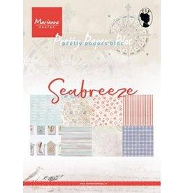 Marianne Design Marianne D Paper pad Seabreeze A5 PK9156