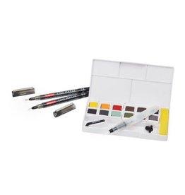 Derwent Derwent line and wash paint set DIB2305866