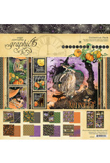 Graphic 45 Graphic 45  Midnight Tales collection pack 12'x 12'