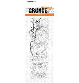 Studio Light Studio Light Clear Stamp Grunge Collection nr.38 SL-GR-STAMP38 210x74mm