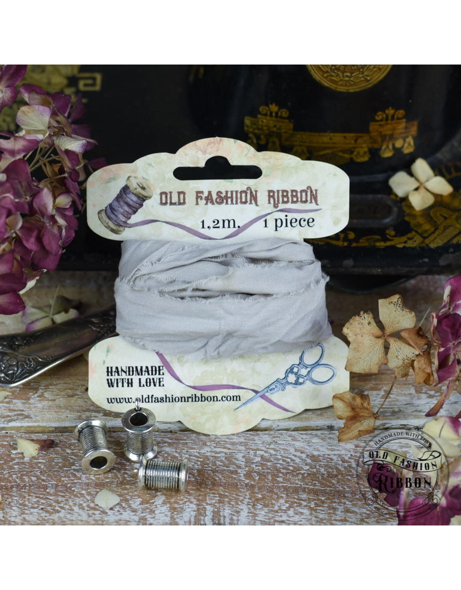 Foamiran Old Fashion Ribbon Linnen Vintage French Linen OLDL20