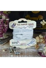 Foamiran Old Fashion Ribbon Linnen Vintage Light Mint OLDL31