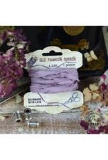 Old Fashion Ribbon Old Fashion Ribbon Linnen Vintage Light Violet OLDL30