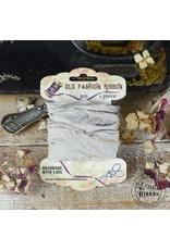 Old Fashion Ribbon Old Fashion Ribbon Linnen Vintage Ivory/ecru OLDB21