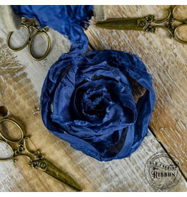 Old Fashion Ribbon Old Fashion Ribbon Satijn Old Blue OLDSB52