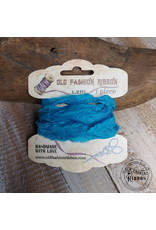 Old Fashion Ribbon Old Fashion Ribbon Satijn Greek Blue OLDSB23
