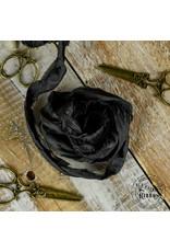Old Fashion Ribbon Old Fashion Ribbon Satijn Black OLDSB38