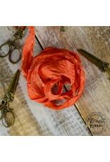 Old Fashion Ribbon Old Fashion Ribbon Satijn Orange OLDSB14