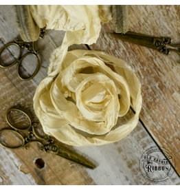 Old Fashion Ribbon Old Fashion Ribbon Satijn Cream OLDSB33