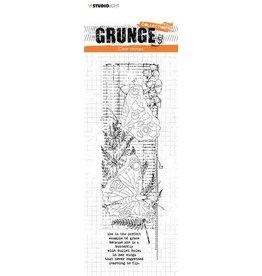 Studio Light Studio Light Clear Stamp Grunge Collection nr.40 SL-GR-STAMP40 210x74mm