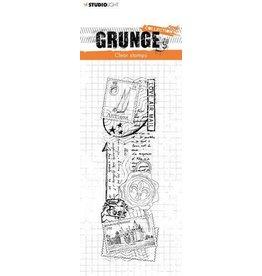 Studio Light Studio Light Clear Stamp Grunge Collection nr.36 SL-GR-STAMP36 148x52,2mm