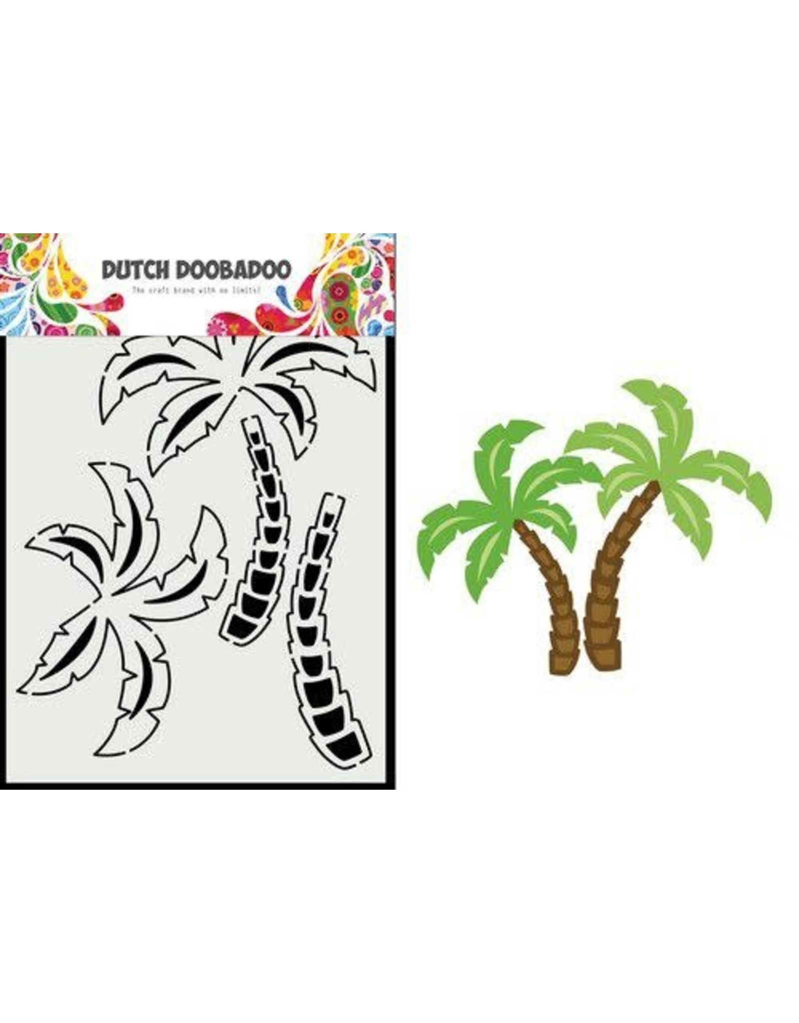 Dutch Doobadoo Dutch Doobadoo Dutch Card Art Palmboom A5 470.713.879