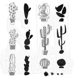 Stampers Anonymous Stampers Anonymous  Mod Cactus CMS431