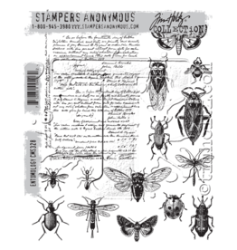 Stampers Anonymous Stampers Anonymous  Entomology CMS328