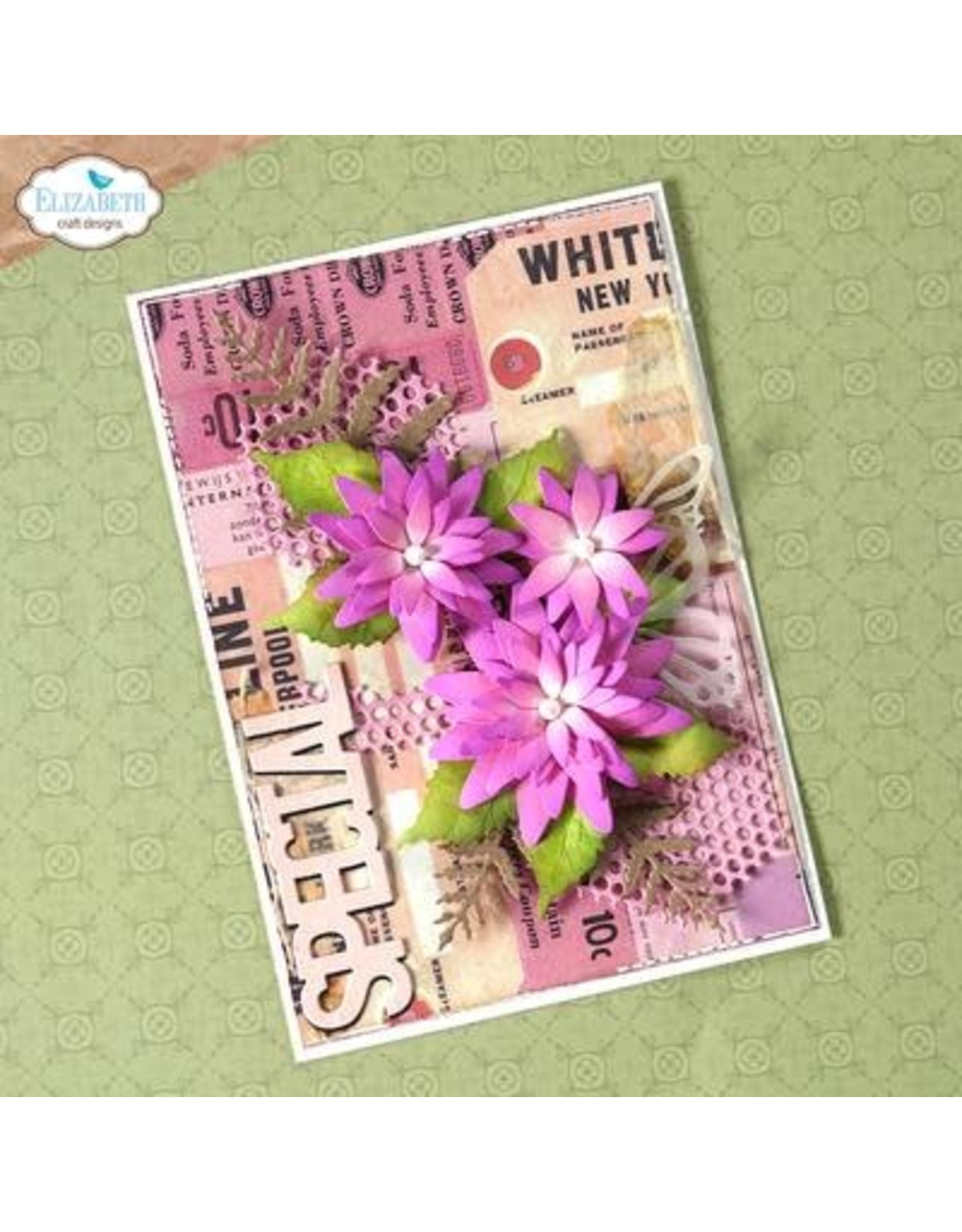 Elizabeth Craft Designs Elizabeth Craft Designs Florals 10 1871