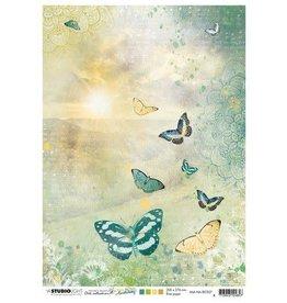 Studio Light Studio Light Rice Paper Jenine's New Awakening nr.07 JMA-NA-RICE07 A4