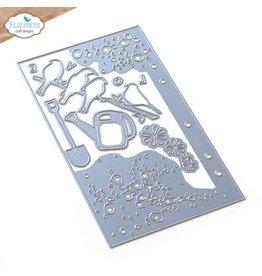 Elizabeth Craft Designs Elizabeth Craft Designs  Planner Essentials 38 - Birds on Splatter Page 1864