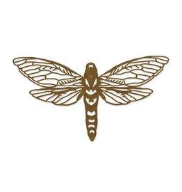 Sizzix Sizzix Thinlits Die - Perspective Moth 665434 Tim Holtz
