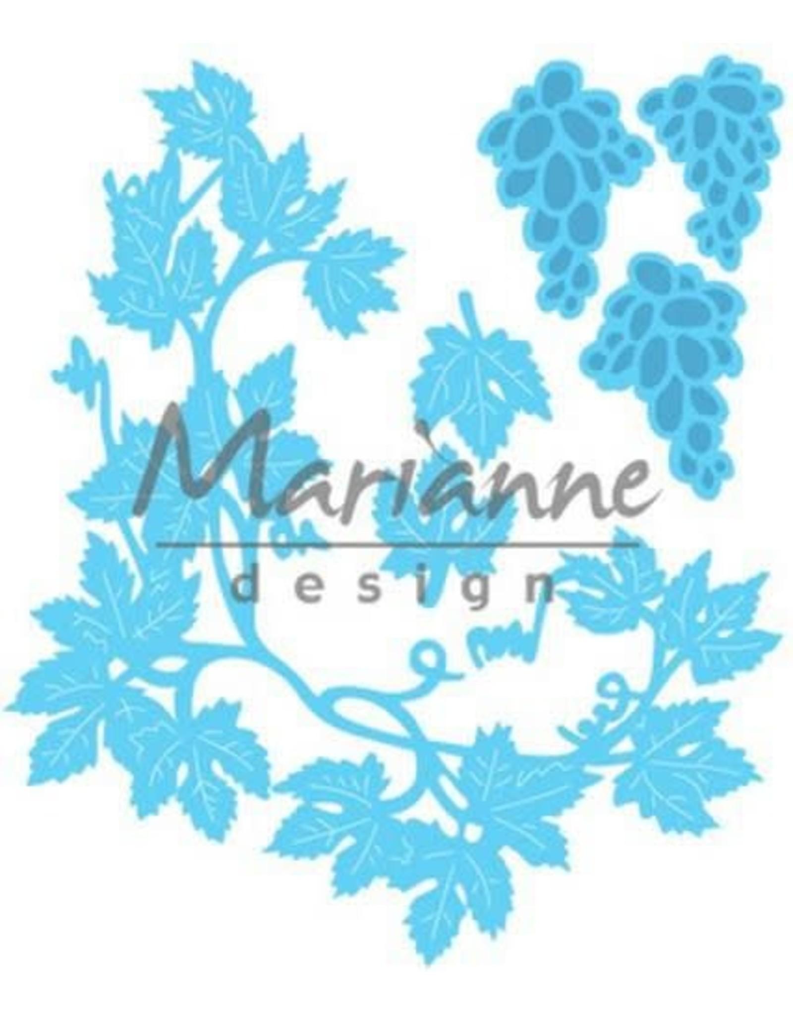 Marianne Design Marianne D Creatable Tiny's wijn ranken LR0480