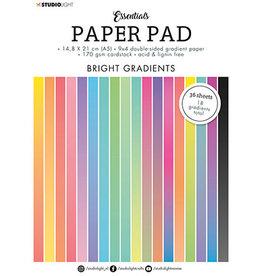Studio Light Studio Light Paper pad Essentials Bright SL-ES-PP18 A5