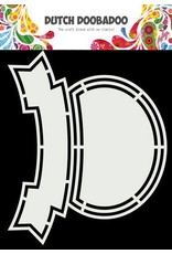 Dutch Doobadoo Dutch Doobadoo Dutch Shape Art Banner A5 470.784.019