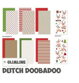 Dutch Doobadoo Dutch Doobadoo Crafty Kit Slimline Oh Deer 473.005.013