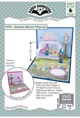 Karen Burniston Karen Burniston Garden Bench Pop-Up 1170