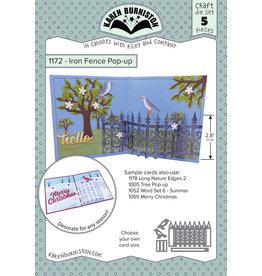 Karen Burniston Karen Burniston Iron Fence Pop-Up 1172