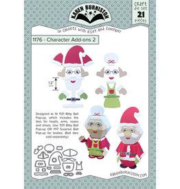 Karen Burniston Karen Burniston Character Add - Ons 2 - Christmas 1176
