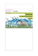 Craft Emotions CraftEmotions ColorCard - kleurpapier voor markers wit 12 vl A4 - 250 gr