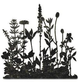 Sizzix Sizzix Thinlits Die - Flower Field 665369 Tim Holtz
