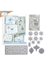 Elizabeth Craft Designs Elizabeth Craft Designs Classic Christmas Special Kit K007