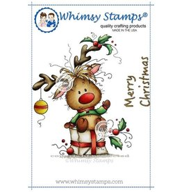 Whimsy Stamps Whimsy Stamps Rudolph SZWS181
