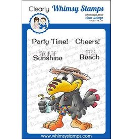 Whimsy Stamps Whimsy Stamps  Toucan Party DP1073