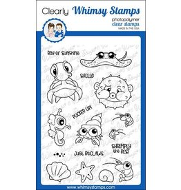 Whimsy Stamps Whimsy Stamps Under the Sea CWSD381